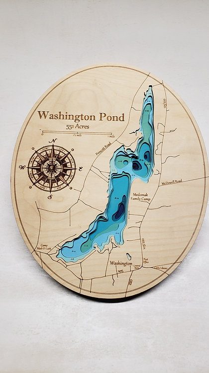 Washington Pond