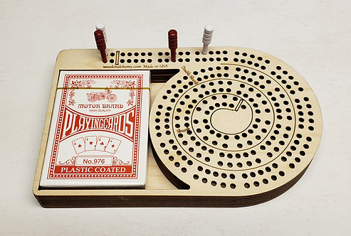 Miniature Cribbage