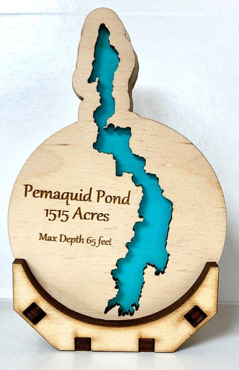 Pemaquid Pond