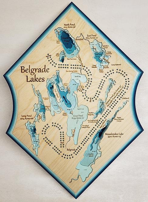 Belgrade Lakes Cribbage