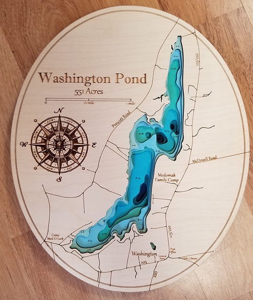 Washington Pond
