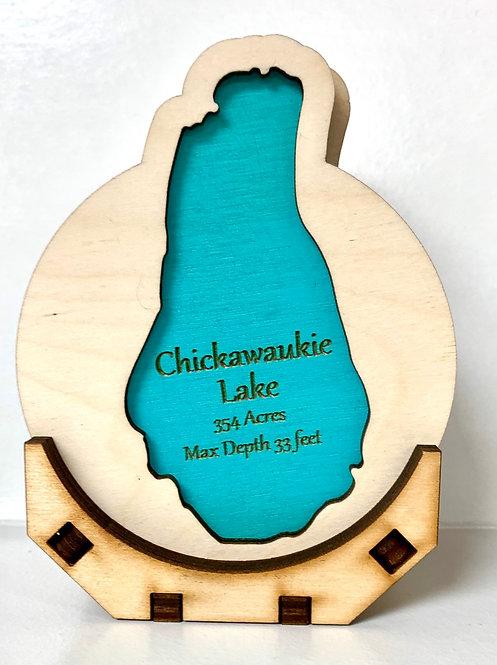 Chickawaukie Lake