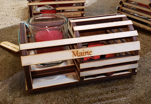 Lobster Trap Votive
