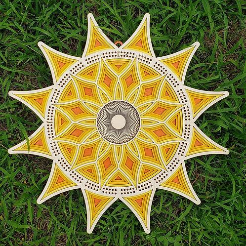 Sun Cribbage