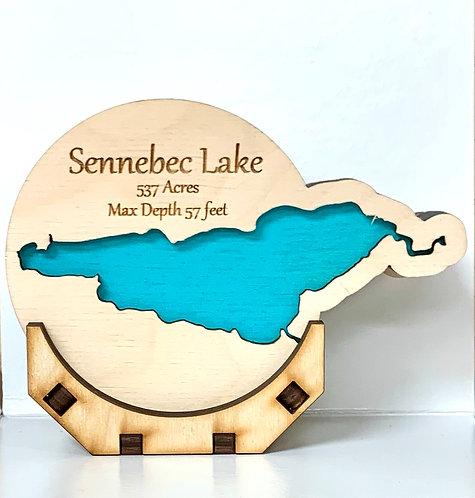 Sennebec Lake