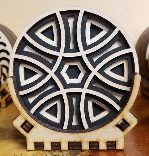 Stepped Coaster Set