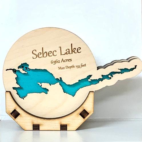 Sebec Lake