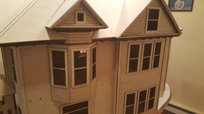 dollhouse side view