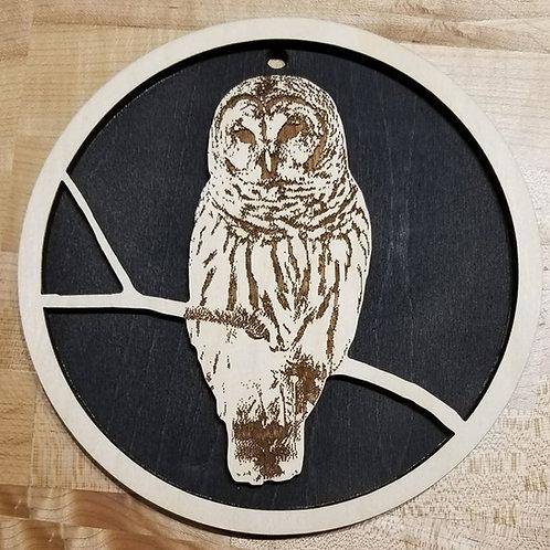 Owl Trivet