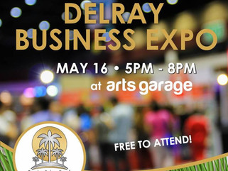 WATS Happenin'? (Delray Business Expo)