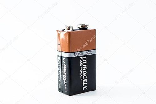 9 Volt Battery 2 pack
