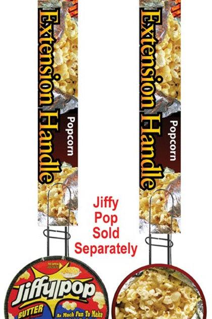 Popcorn Extension Handle