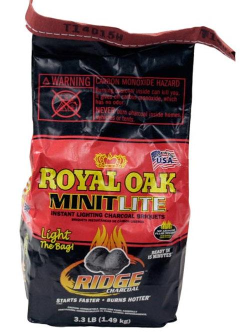 Charcoal 3.3 lb bag