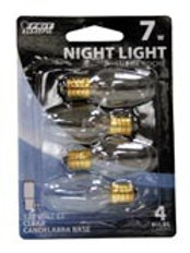 7W Night Light 4 pk