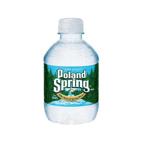 Poland Springs 8 oz