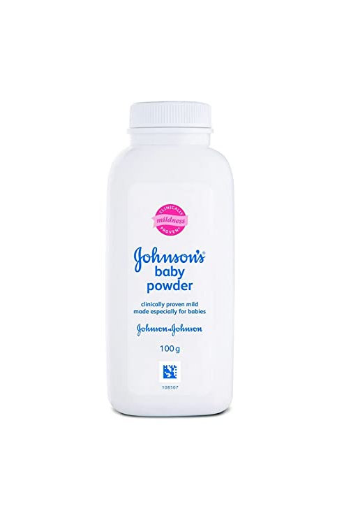 J&J Baby Powder