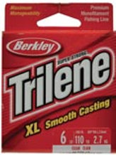 Trilene XL Clear 6LB 110YDS