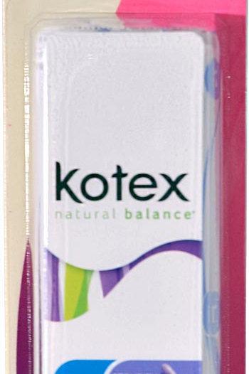 Kotex 2 pk Tampon