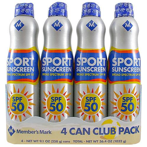 Sport Sunscreen 9.1 oz