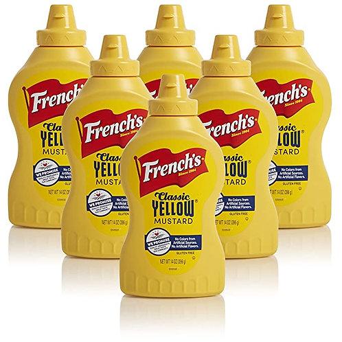 Mustard 14oz