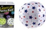Light Up Ball 12""