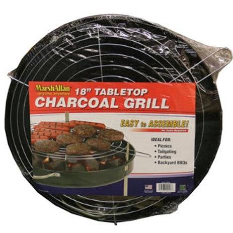 "18"" Round BBQ Grill"