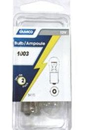 Auto Bulbs 1003 2PC