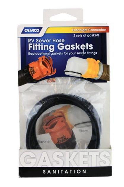 Sewer Hose Fitting Gaskets