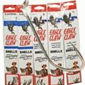Eagle Claw Hook Snells size 8