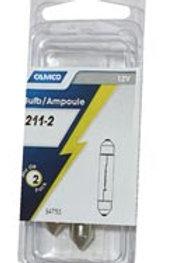 Auto Bulbs 211 2 pc