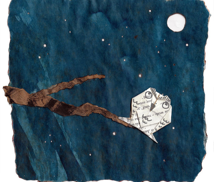 Imagiro and the Moon