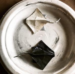 Yin and Yang Stingrays