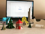 Create your Origami town