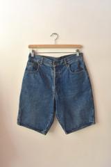 Short en jeans Vintage