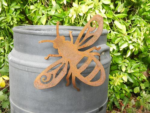 Rustic Metal Bee