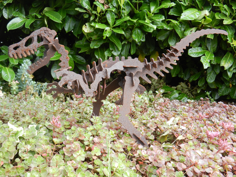 Rustic dinosaur - 3d dino model