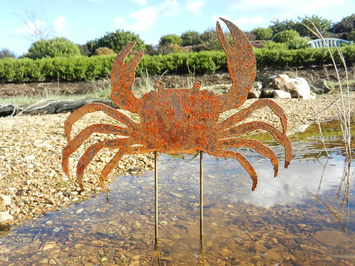 Rusty Metal Crab