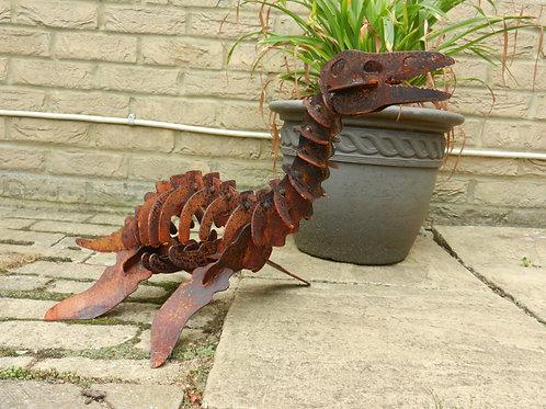 3D Dinosaur Sculpture - Plesiosaurus