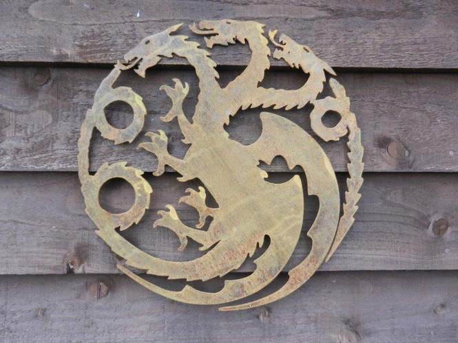 Game of Thrones Wall Decor