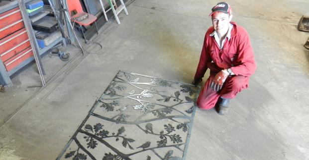 Decorative Metal Panel