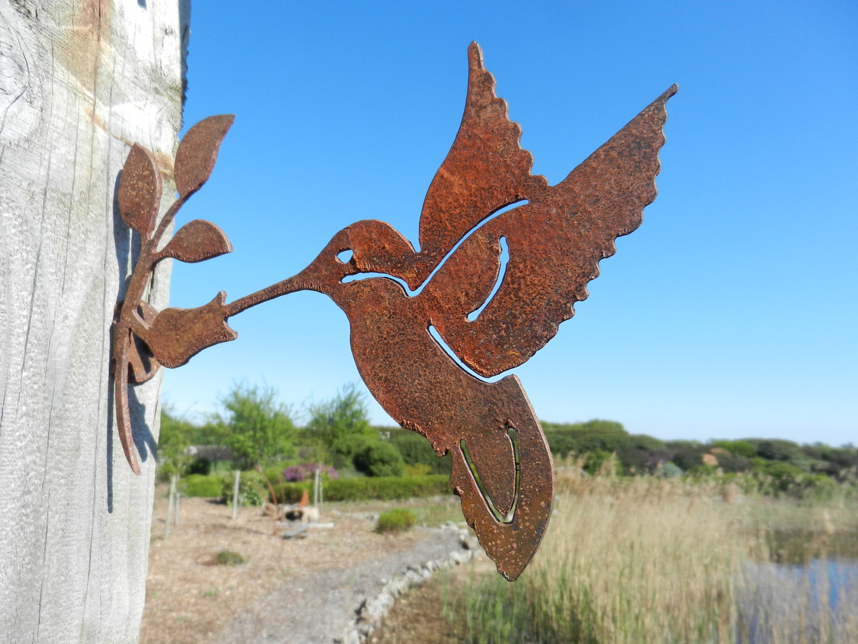 Hummingbird garden gift