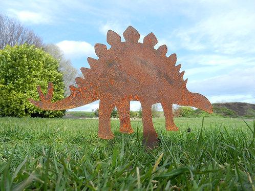 Stegosaurus Garden Dinosaur