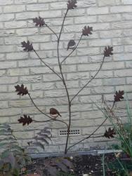 Oak Leaf Trellis