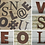 Thumbnail: Rusty Metal Letters - Make you own Sign