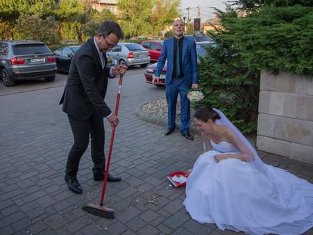 Esküvői játék: kell-e vagy sem?