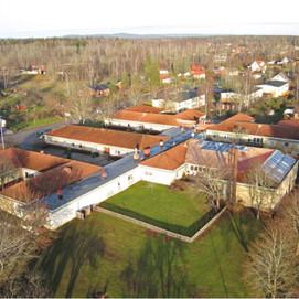 Entreprenad ombyggnad Vintrosahemmets äldreboende
