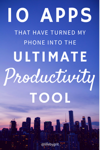 10 apps that have turned my phone into the ultimate productivity tool