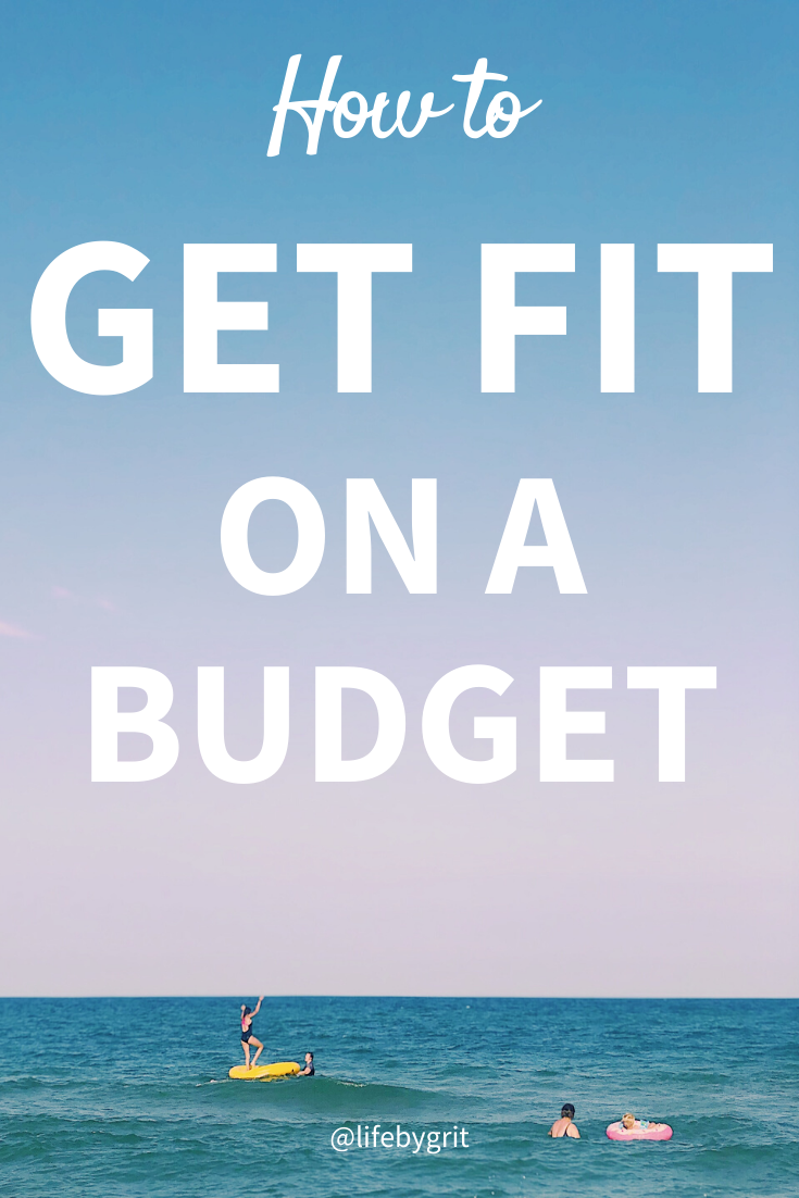 How to get fit on a budget