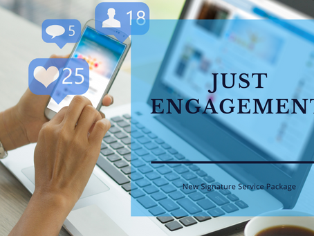 Why Just Engagement?