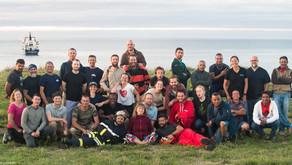 Fin d'été, OP1 et visite de navires militaires